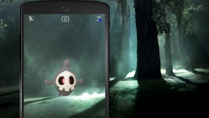 Pokémon Go - Halloween Trailer