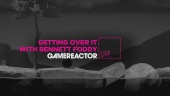 Getting Over It with Bennett Foddy - Replica Livestream