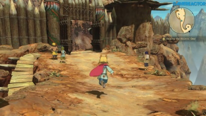 Ni no Kuni II: Il Destino di un Regno - One Good Turn Deserves Another Gameplay