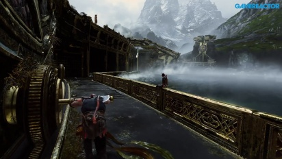God of War - Cos'è il Bifrost? (SPOILER)