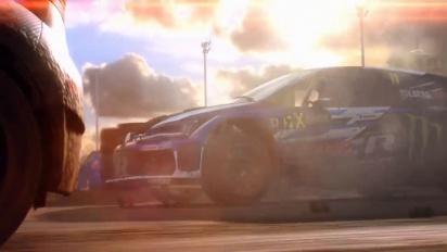 DiRT Rally 2.0 - Trailer di annuncio
