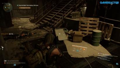 The Division 2 - Black Tusks Endgame Gameplay Parte 2