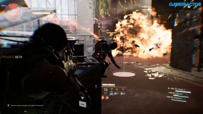 The Division 2 -  National Air and Space Museum Gameplay Parte 1