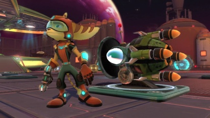 Ratchet & Clank: Q Force - Gamescom Trailer