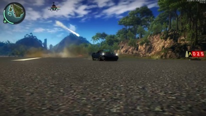 Just Cause 2 - Multiplayer Mod 0.1.4 Upcoming Feature Showcase