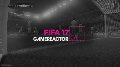 FIFA 17: Replica Livestream