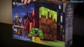 Xbox One S Minecraft Edition - Il nostro unboxing