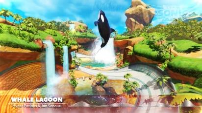 Team Sonic Racing - Whale Lagoon