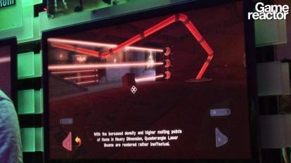 E3 12: Quantum Conundrum - Gameplay