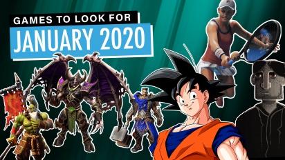 Giochi da tenere d'occhio: Gennaio 2020