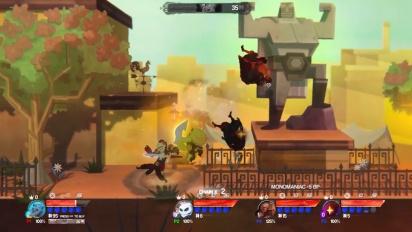 Bounty Battle - Ultimate Indie Brawler