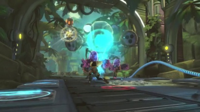 Ratchet & Clank: Q Force - Launch Trailer