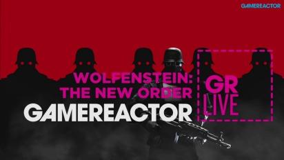 Wolfenstein: The New Order - Livestream Replay
