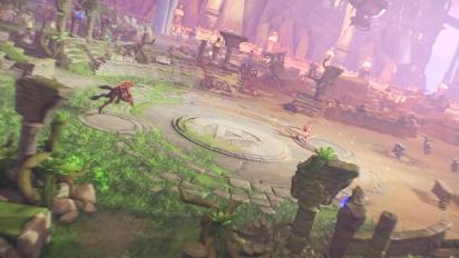 Arena of Fate - Announcement Trailer