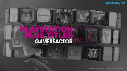 PlayStation Plus Titles 16.02.16 - Replica livestream