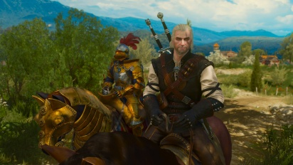 The Witcher 3: Wild Hunt - Blood and Wine DLC release date trailer