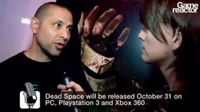 E3 Dead Space interview w/ gameplay