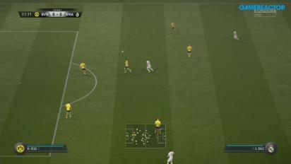 FIFA 17 Match of the Week -  Dortmund vs. Real Madrid