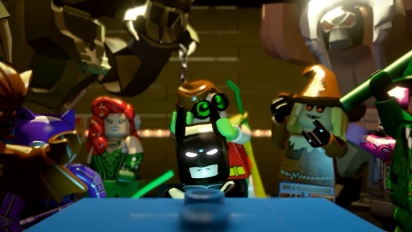 LEGO Dimensions - LEGO Batman Movie Gameplay Trailer