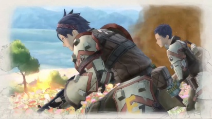 Valkyria Chronicles 4 - PC Announcement Trailer