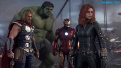 Marvel's Avengers - Intervista a Rose Hunt