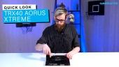 TRX40 Aorus Xtreme - Quicklook