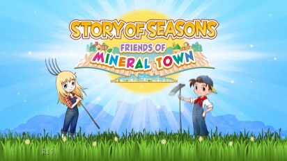 Story of Seasons: Friends of Mineral Town - Release Date Announcement