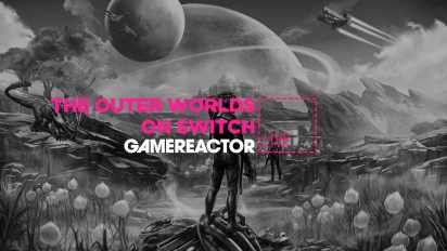 The Outer Worlds - Replica Livestream Switch