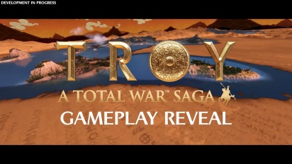 Total War Saga: Troy - Gameplay Reveal