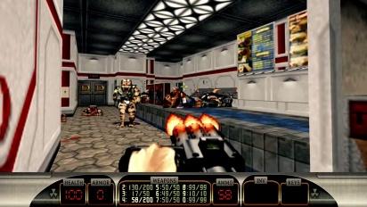 Duke Nukem 3D Megaton Edition - PlayStation Trailer