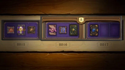 Hearthstone: Heroes of Warcrafts - Anno del Mammuth