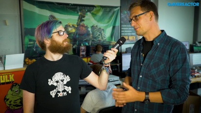 Deep Rock Galactic - Mikkel Martin Pedersen Interview