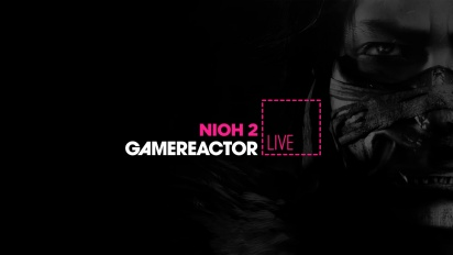 Nioh 2 - Second Livestream Replay Part 2