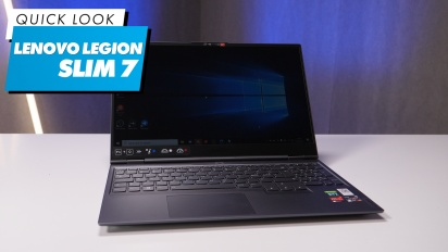 Lenovo Legion Slim 7 - Quick Look