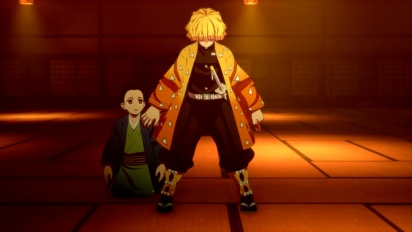 Demon Slayer: Kimetsu no Yaiba The Hinokami Chronicles - Story Gameplay