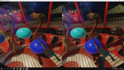 Vive VR Randomness - Replica Livestream