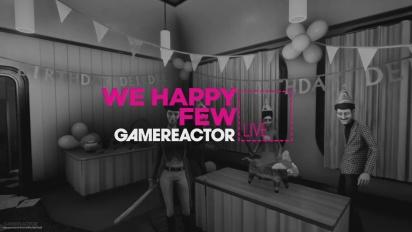 We Happy Few - Replica Livestream
