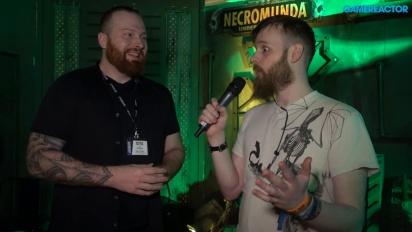 Necromunda: Underhive Wars - Yves Bordeleau Interview