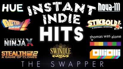 Instant Indie Hits Xbox promo video