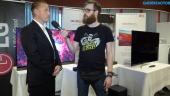 LG OLED - Jonas Markén Interview