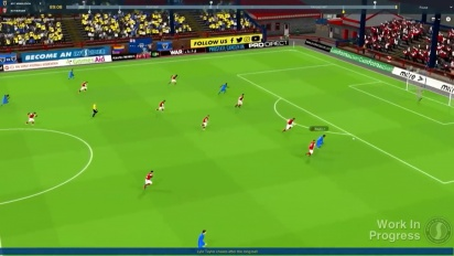 Football Manager 2018 - Matchday Experience