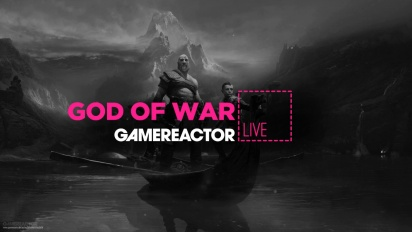 GR Italia Live: God of War - Replica Livestream