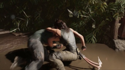 Shadow of the Tomb Raider - Combat Tactics Trailer