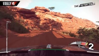 V-Rally 4 | Rally Kenya Gameplay by Team VVV
