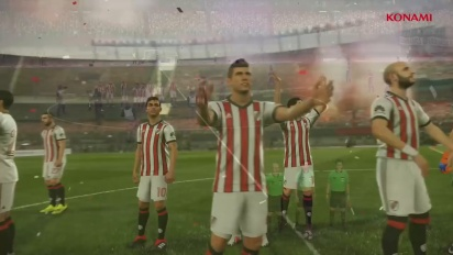 Pro Evolution Soccer 2019 - River Plate Partnership