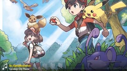 Pokémon: Let's Go Pikachu!/ Let's Go, Eevee! - Alza il volume con Pikachu e Eevee