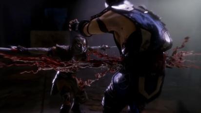 Mortal Kombat 11 - Kabal Reveal Trailer