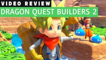 Dragon Quest Builders 2 - Video Review