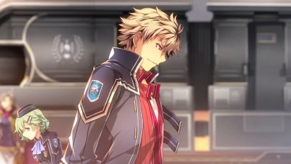 The Legend of Heroes: Trails of Cold Steel III - Launch Trailer