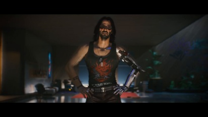 Cyberpunk 2077 - Becoming Samurai: Bringing Johnny Silverhand to Life